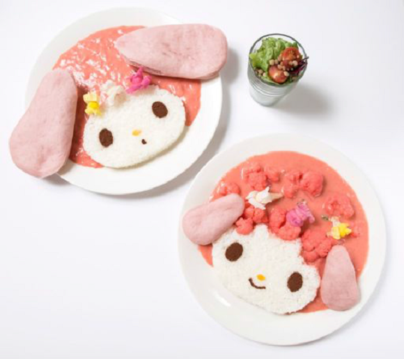 Sanrio character My Melody's new cafe may be Tokyo's cutest (and pinkest) yet