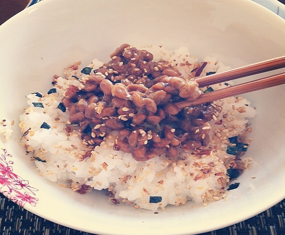 New magic powder purports to make natto edible even for bean-haters