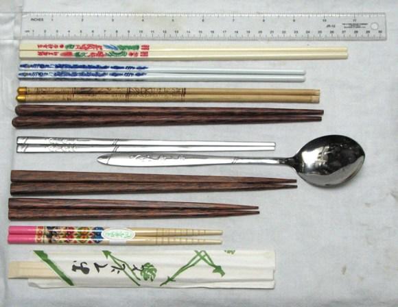 personal chopsticks