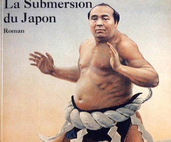 """Who is this mysterious sumo wrestler and why has he """"sunk"""" Japan?!"""