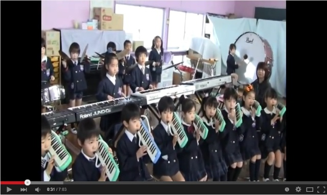 Kindergarten class plays Shostakovich's Symphony No. 5 better than most adults ever could