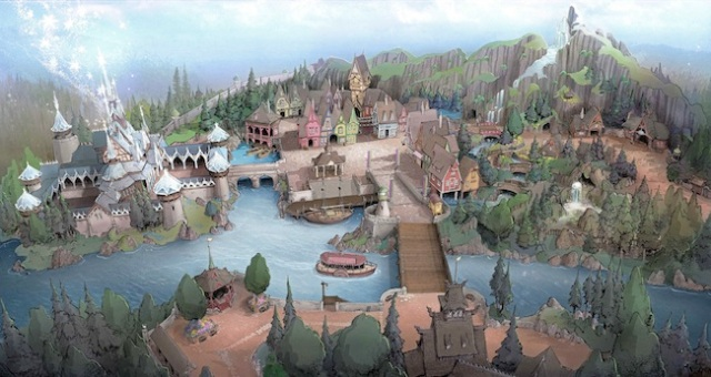 New developments at Tokyo Disney Resort announced, plans include Frozen port in Tokyo Disney Sea!