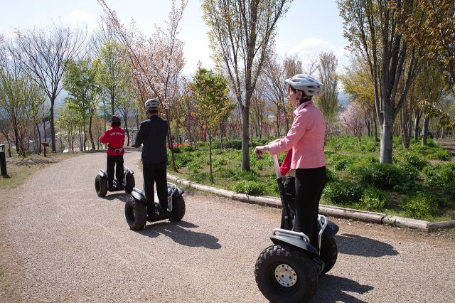 Chinese company Ninebot buys out Segway