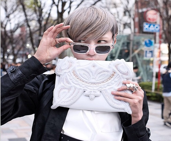 Fashionista, DJ and androgynous style icon Usuke Devil is breaking hearts all over Japan