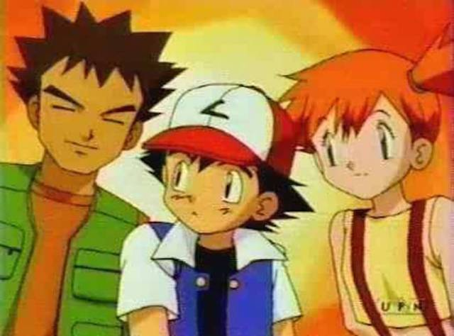 It probably wasn't Pokémon that turned '90s kids gay after all