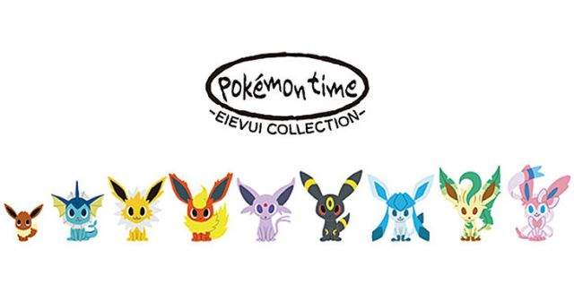 Pokémon Centers planning a new Eevee-centric line of goods