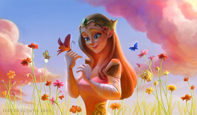 Eight video games get awesome Disney-esque makeovers