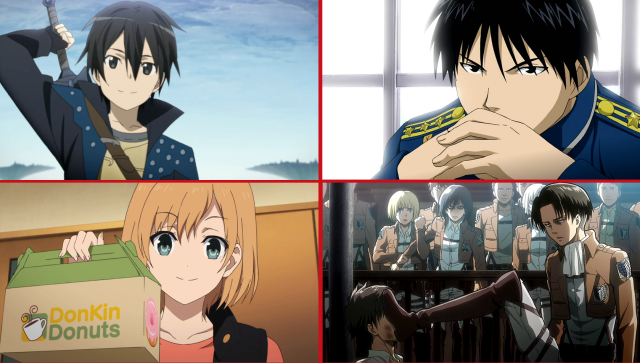 Like a boss – Anime fans pick the top 30 characters they'd like to work for