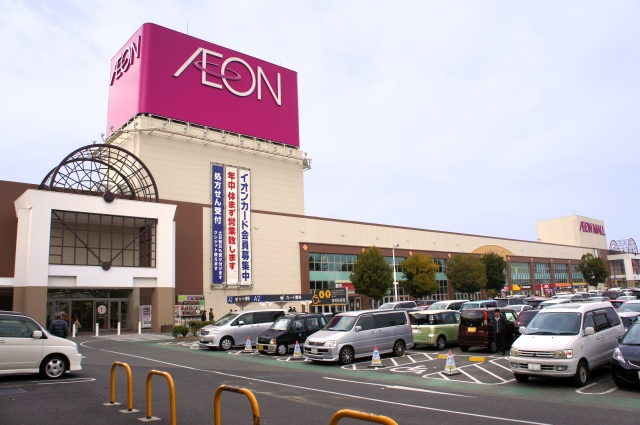 University students in Gifu Prefecture can now earn credits while working at Aeon shopping mall