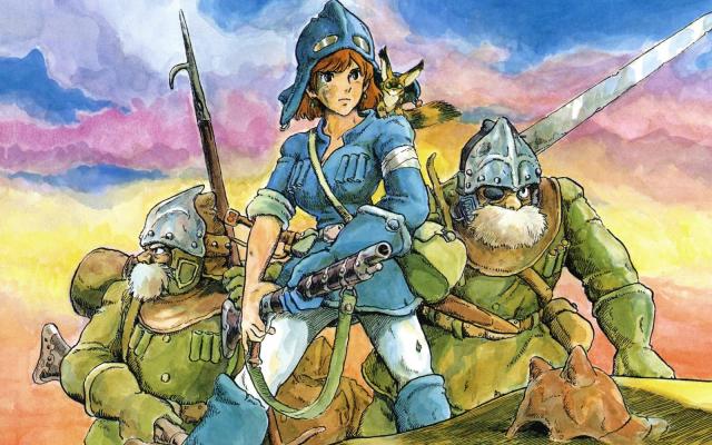 Evangelion creator says even Hayao Miyazaki anime don't have enough Miyazaki