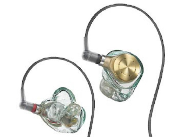 New custom-made Sony earphones come with a price tag so high you won't believe your ears