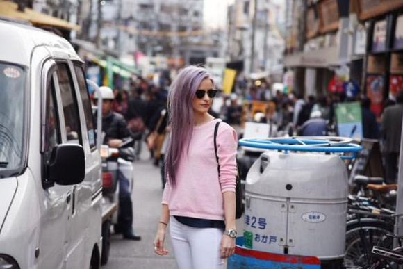 YouTube fashion vlogger goes on tour of Japan – and so can you! 【Video】