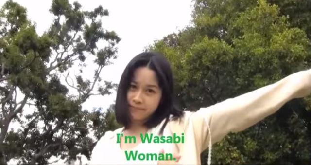 Superhero Wasabi Woman debuts in hilarious video made by English-learning students [Video]