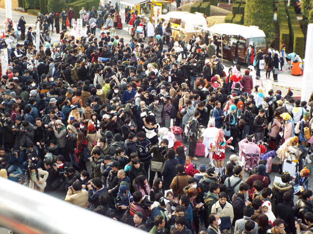 Dojinshi fans worry trade pact could be the end of Comiket, but is the fear founded in reality?
