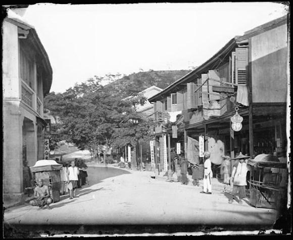 China and Hong Kong, 1868-1872 (10)