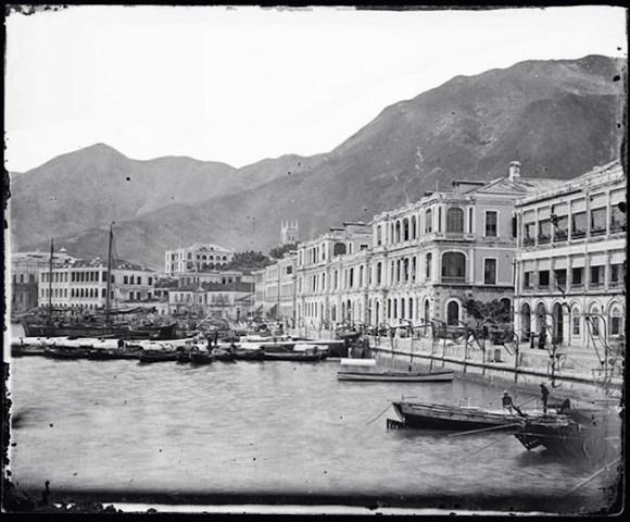 China and Hong Kong, 1868-1872 (8)