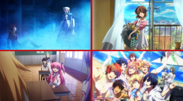 The top 20 anime series fans want to be watching at the moment they die