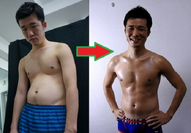 Lose five kilos in one month with a super easy convenience store diet!
