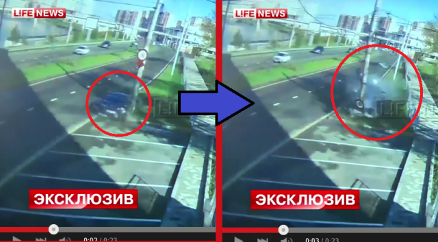 Nissan GT-R driver crashes into pole, disintegrates car's front quarter, somehow survives 【Video】