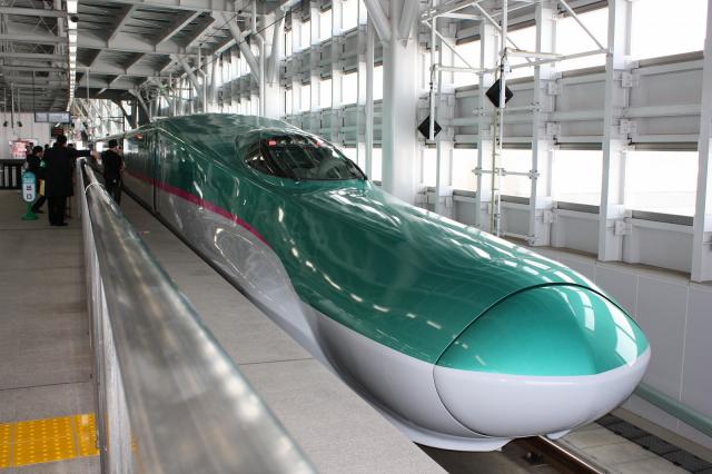 Free Wi-Fi now available on Tohoku Shinkansen, inside Tokyo's Yamanote Line stations