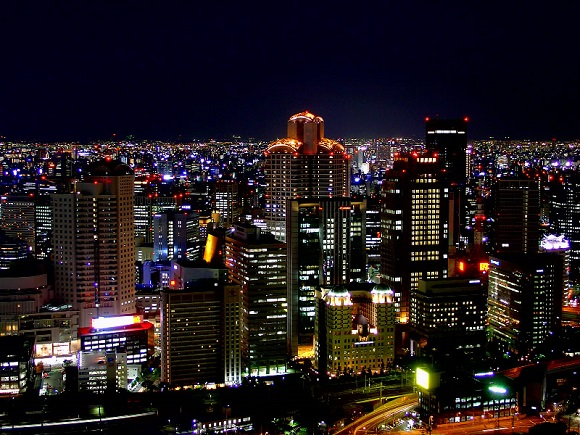 Osaka_Night