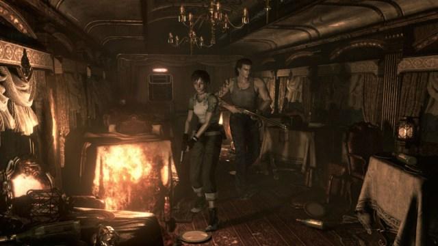 Capcom confirms Resident Evil Zero HD remaster for 2016