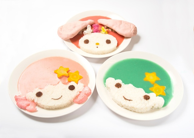 Color your life with Sanrio's Little Twin Stars & My Melody 40th anniversary collaboration menu
