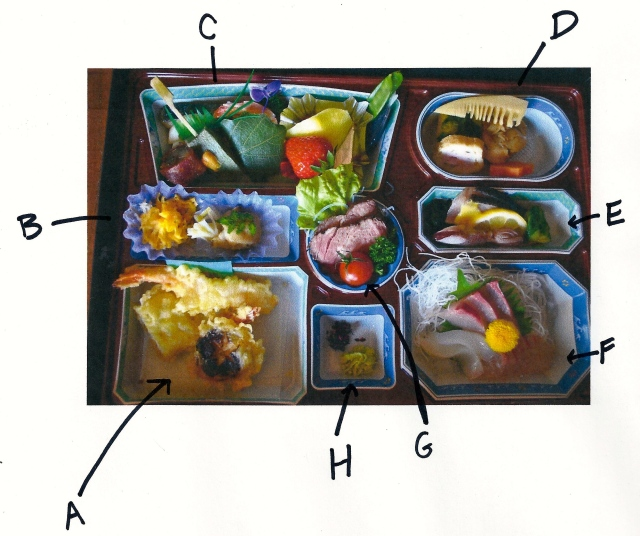 The Mother of all Bentos–a Japanese meal that's to die for