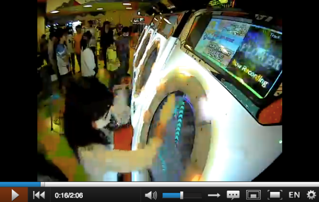 Hands down, this is the most fun you can have at a video game arcade