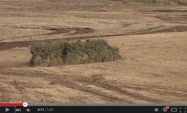 Can you spot the Self-Defense Force personnel shown here? Oh, and their amazing jeep too [Video]