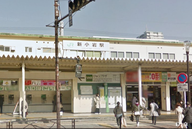 Shin-Koiwa Station is going all out to prevent human injury and death