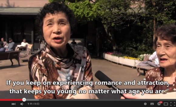 Exclusive video! RocketNews24 interviews Tokyo's elderly residents about their love lives! 【Video】