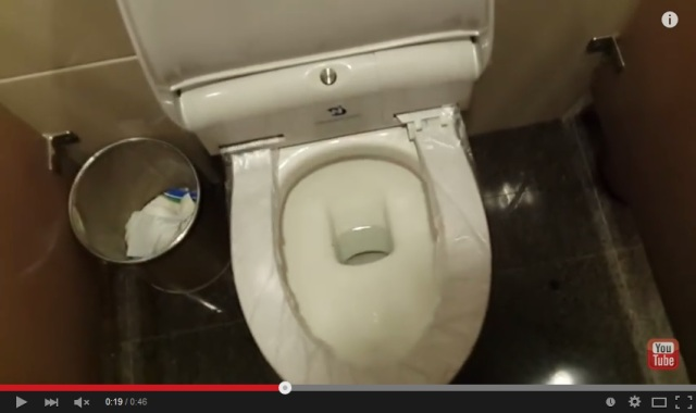 China's toilet tech showing considerable signs of improvement