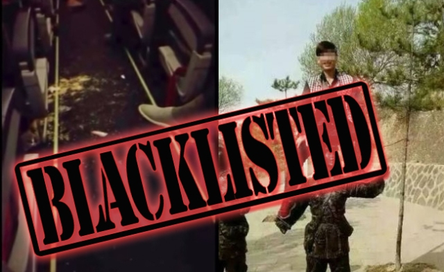 China begins blacklisting tourists caught engaged in uncivilized behavior, four names so far