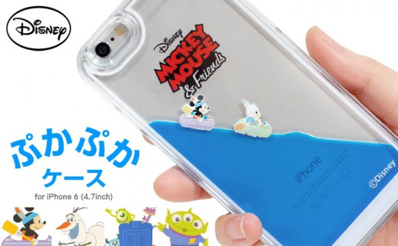 Liquid-filled Disney iPhone cases give us another reason to play with our phones