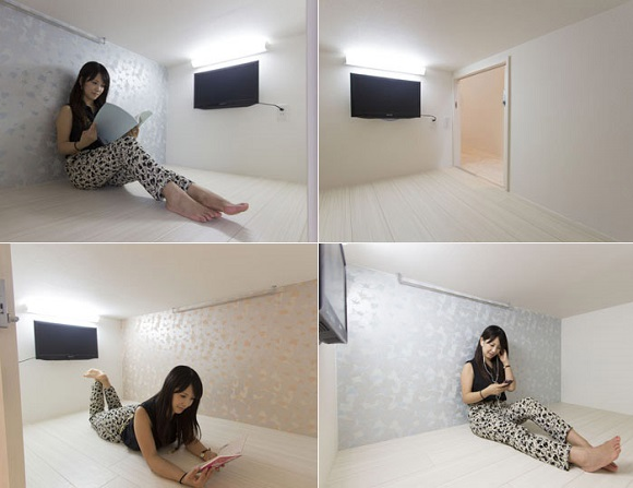 Room to swing a hamster: This share house in Roppongi is the cheapest and teeniest we've seen