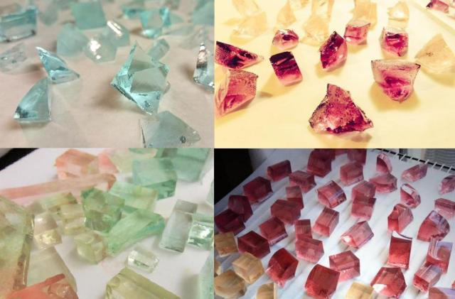 Looking for a neat summer treat? Why not make some beautiful, edible jewels? 【Recipe】