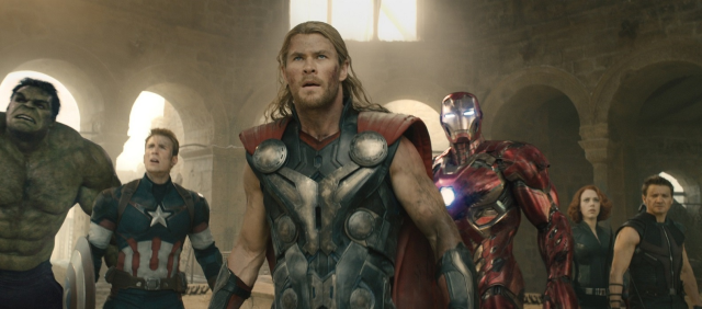 Did you spot the Studio Ghibli cameo in Marvel's Avengers: Age of Ultron?