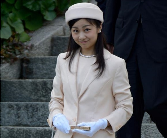 Royal smile: Princess Kako of Akishino stuns netizens with her elegant beauty