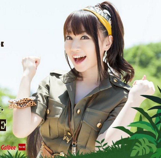 Oops! There's something not quite right about Nana Mizuki's live tour publicity image…