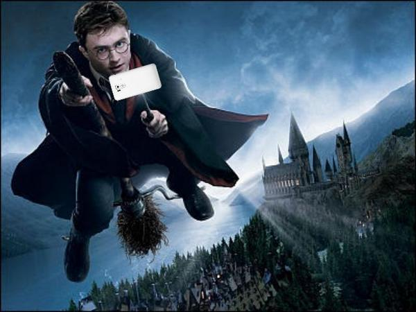 Harry Potter and the Selfie Stick of Douchery