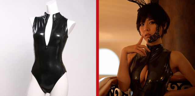 Front zipper swimsuit opens up a new market as more mainstream online store starts selling it