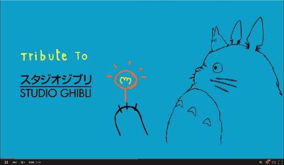 Ghibli tribute 1