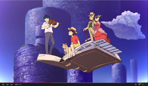 Ghibli tribute 5