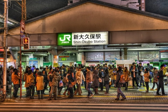 The changing face of Tokyo's Shin-Okubo and the decline of Japan's biggest Korea Town