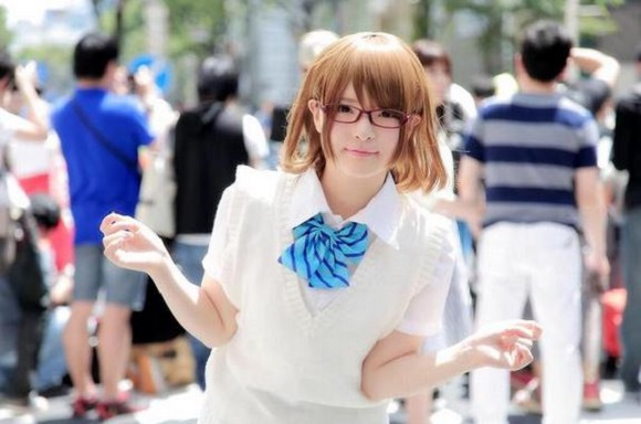Love Live! Hanayo cosplayer wins hearts at recent cosplay festival in Nagoya