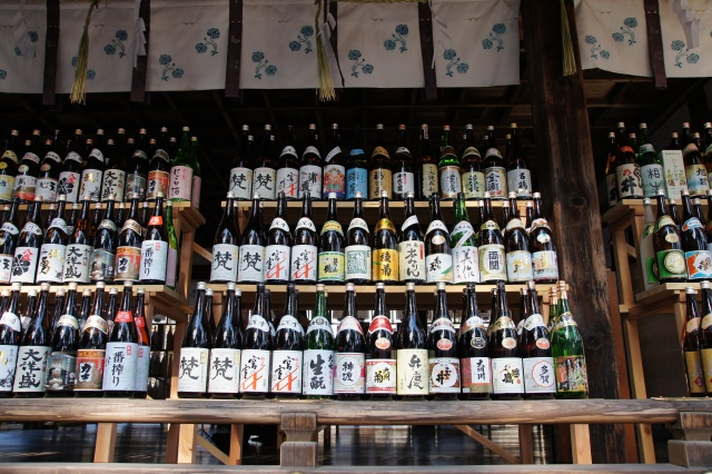 Japan's tax agency considers protected designation for Japanese sake