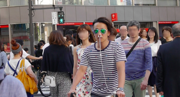 New Japanese biking laws say no more earphones in ears…but what about other orifices?