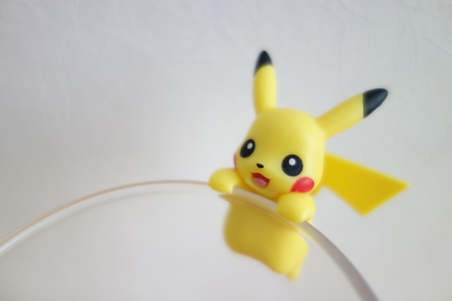 We check out world-first Pikachu cup clingers ahead of their release date