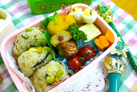 We made Sailor Jupiter's out-of-this-world bento, and you can too! 【RocketKitchen】